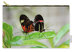 Butterfly Pair Carry-all Pouch