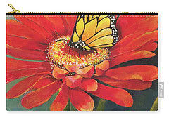 Butterfly Rest Carry-all Pouch
