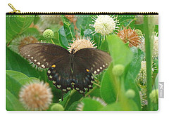 Butterfly Spicebush  Carry-all Pouch