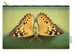 Butterfly Carry-all Pouch by Tony Grider