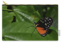 Butterfly World Carry-all Pouch