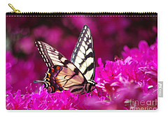 Butterfly1 Carry-all Pouch