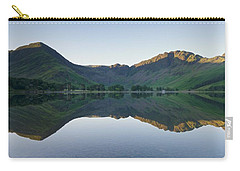 Buttermere Reflections Carry-all Pouch by Stephen Taylor