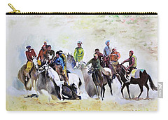 Buzkashi Sport Carry-all Pouch