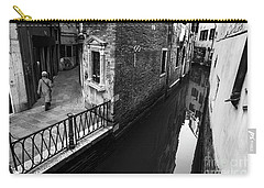 Bw Venice II Carry-all Pouch by Yuri Santin