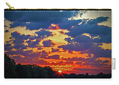 By Dawn's Early Light Carry-all Pouch by Barry Jones