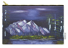 By Silvery Moonlight Carry-all Pouch