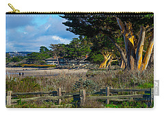 By The Beach Carry-all Pouch