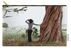 By The Cypress Carry-all Pouch