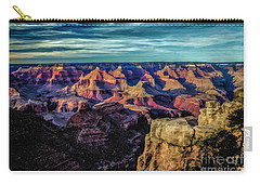 By The Dawns Early Light Carry-all Pouch
