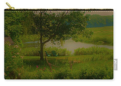 By The Little River Carry-all Pouch