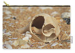By The Sea Shore Carry-all Pouch