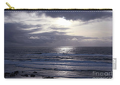By The Silvery Light Carry-all Pouch by Sheila Ping
