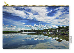 By The Still River Carry-all Pouch