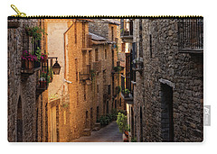 By The Town Of Ainsa In The Province Of Huesca Carry-all Pouch