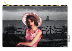 Bygone  ... Carry-all Pouch by Chuck Caramella