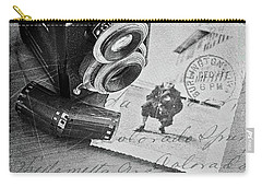 Bygone Memories Carry-all Pouch by Patrice Zinck