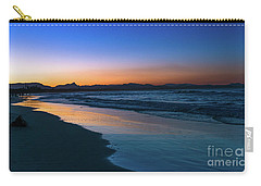 Byron Bay After The Sun Sets Carry-all Pouch