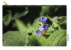 Bzzz.. Carry-all Pouch by Helga Novelli
