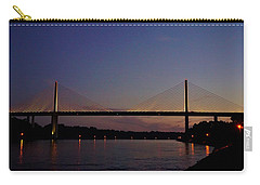 C And D Canal Bridge Carry-all Pouch