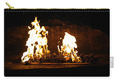 Cabana Fire  Carry-all Pouch