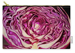 Cabbage 01 Carry-all Pouch by Wally Hampton