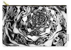 Cabbage Fractal Photograph Carry-all Pouch