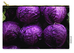 Cabbages Carry-all Pouch