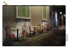 Cabildo Alley Tables Carry-all Pouch