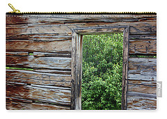 Cabin Window Carry-all Pouch
