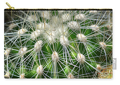 Carry-all Pouch featuring the photograph Cactus 1 by Jim and Emily Bush
