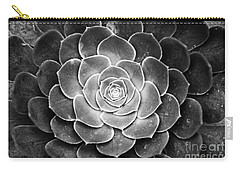 Cactus 18 Deep Bw Carry-all Pouch