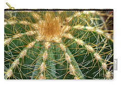 Carry-all Pouch featuring the photograph Cactus 2 by Jim and Emily Bush