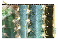 Carry-all Pouch featuring the photograph Cactus 3 by Jim and Emily Bush