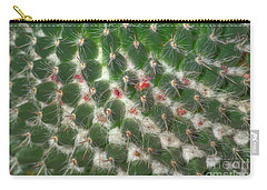 Carry-all Pouch featuring the photograph Cactus 5 by Jim and Emily Bush