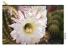 Cactus Bloom 2 Carry-all Pouch