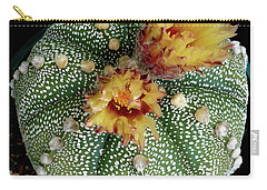 Cactus Flower 10 Carry-all Pouch