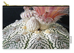 Cactus Flower 6 Carry-all Pouch