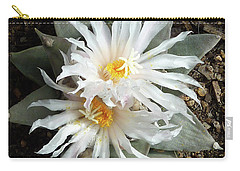 Cactus Flower 7 Carry-all Pouch