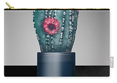 Cactus In Bloom I  Carry-all Pouch
