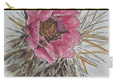 Cactus Joy Carry-all Pouch