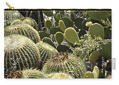 Cactus Life In Arizona Carry-all Pouch