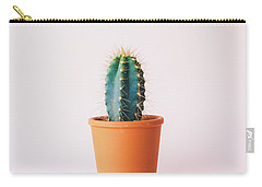 Cactus Pot Carry-all Pouch by Happy Home Artistry