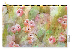 Cactus Rose Carry-all Pouch