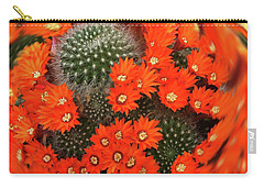 Cactus Swirl Carry-all Pouch