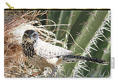Cactus Wren 3 Carry-all Pouch