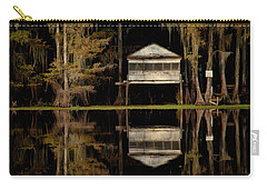 Caddo Lake Boathouse Carry-all Pouch