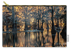 Caddo Lake Sunrise Carry-all Pouch