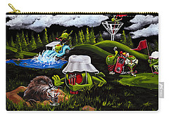 Caddy Shack Carry-all Pouch