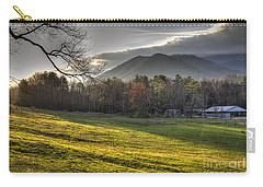 Cades Cove, Spring 2016,ii Carry-all Pouch